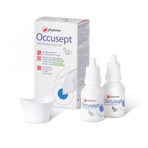 PHYTENEO Occusept aqua 2x 20 ml
