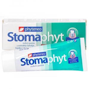 PHYTENEO Zubní pasta bez fluoru 75 ml