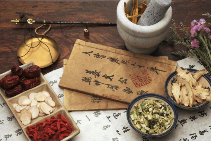 Pilíře tradiční čínské medicíny