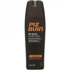 PIZ BUIN In Sun Spray Sprej na opalování SPF10 200 ml