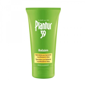 PLANTUR 39 Balzám pro barvené a poškozené vlasy 150 ml