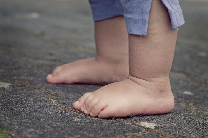 Plísňová onemocnění a problémy spočívající s hygienou nohou
