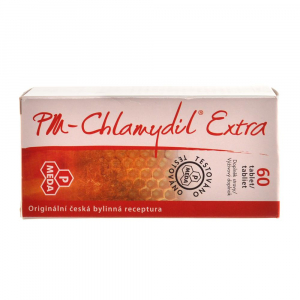 PURUS MEDA Chlamydil extra 60 tablet