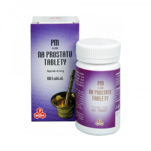 PURUS MEDA Elixír na prostatu 60 tablet