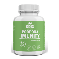 GRIG Podpora imunity 90 kapslí