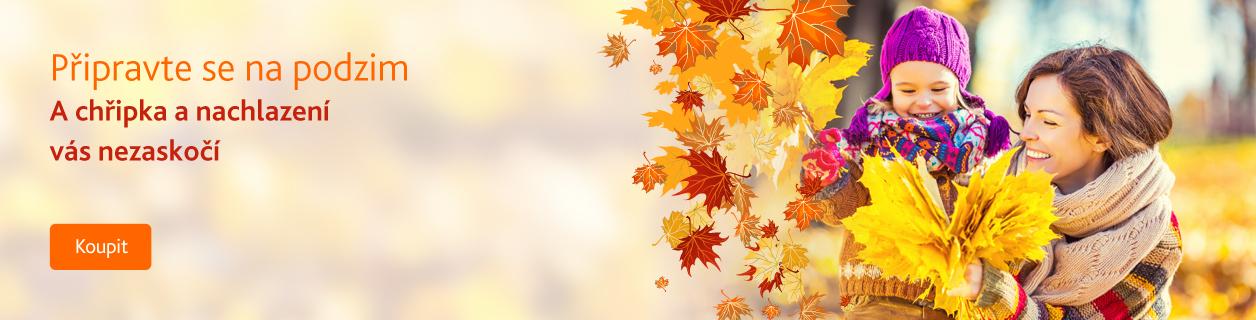 Podzim bez chřipky a nachlazení