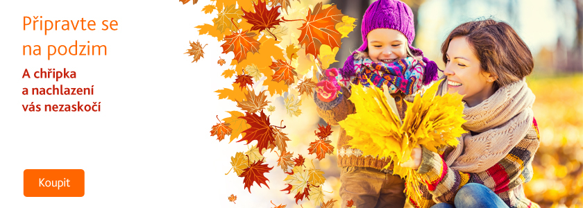 Připravte imunitu na podzim