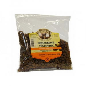 Pohankové těstoviny kolínka 250 g