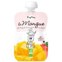 POPOTE Ovocná kapsička mango od 6.měsíce 120 g