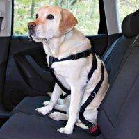 TRIXIE Postroj pes Bezpečnostní do auta L