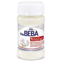 BEBA PreBEBA 1 Tekuté kojenecké mléko od narození 32x 90 ml