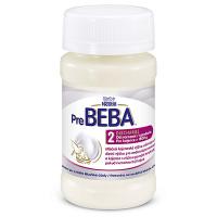 BEBA PreBEBA 2 Tekuté kojenecké mléko od narození 32x 90 ml