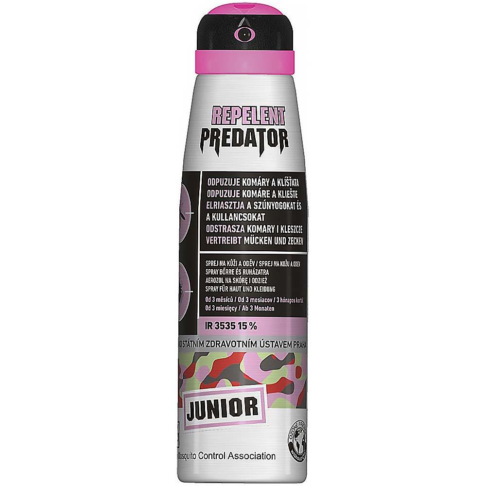 Repelent Predator Junior sprej 150 ml