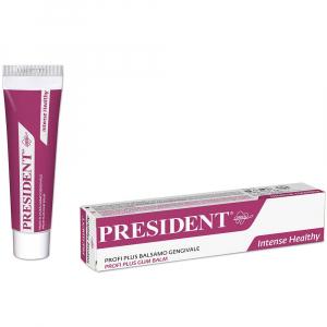 PRESIDENT Profi Gel Plus s chlorhex. 0.5% 30 ml