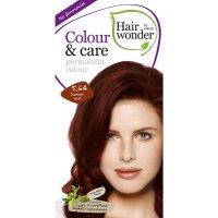 HAIRWONDER Dlouhotrvající barva – červená henna 5.64 – 100 ml