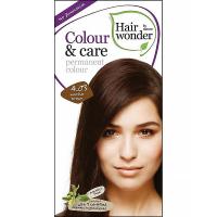 HAIRWONDER Dlouhotrvající barva BIO – mocca hnědá 4.03 – 100 ml
