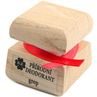 RAE Přírodní krémový deodorant grep čistá krabička 15 ml