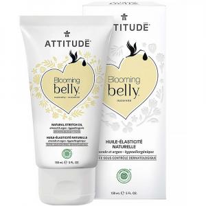 ATTITUDE Blooming Belly přírodní olej pro těhotné a po porodu argan a mandle 150 ml