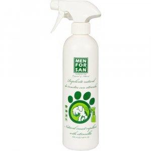 MENFORSAN Přírodní repelent pro psy proti hmyzu s extraktem z citronely 500 ml