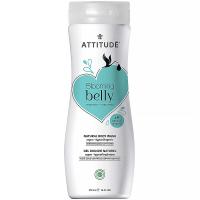 ATTITUDE Blooming Belly přírodní tělové mýdlo nejen pro těhotné s arganem 473 ml