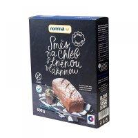 NOMINAL Směs na chléb s lněnou vlákninou bez lepku 500 g