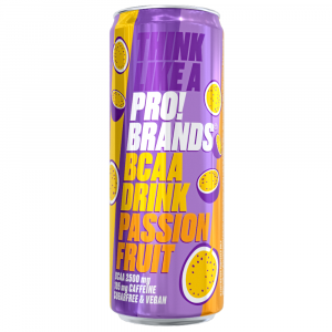PROBRANDS BCAA drink passion fruit 330 ml