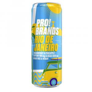 PROBRANDS BCAA drink RIO DE JANEIRO passion fruit a ananas 330 ml