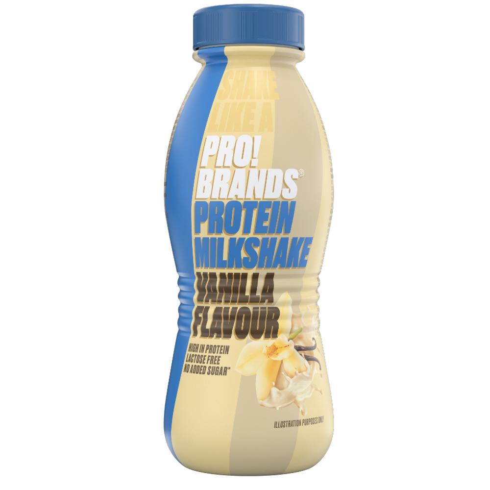 PROBRANDS Mléčný proteinový nápoj vanilka 310 ml