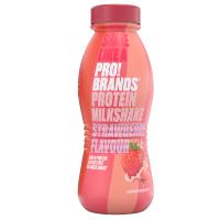 PROBRANDS Mléčný proteinový nápoj jahoda 310 ml