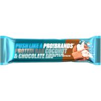 PROBRANDS Protein Bar příchuť kokos 45 g