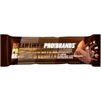 PROBRANDS PROTEIN BIG BITE příchuť mandlové brownie s vanilkou 45 g