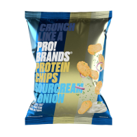 PROBRANDS ProteinPro Chips příchuť smetana/cibule 50g