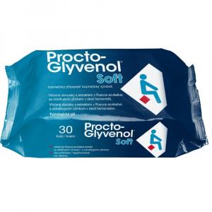 PROCTO-GLYVENOL Soft - vlhčené ubrousky 30 ks