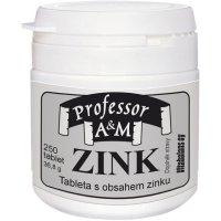 VITABALANS Professor A+C zinc 250 tablet