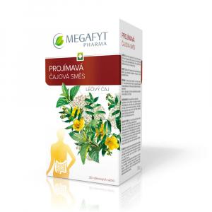 MEGAFYT Projímavá čajová směs 20 nálevových sáčků