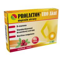 PROLACTON URO Akut 15 tablet