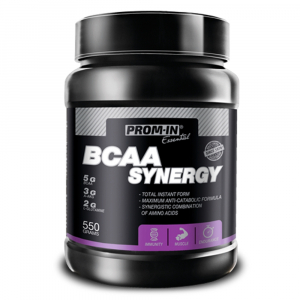 PROM-IN Essential BCAA synergy pomeranč 550 g