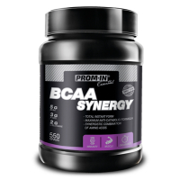 PROM-IN Essential BCAA synergy zelené jablko 550 g