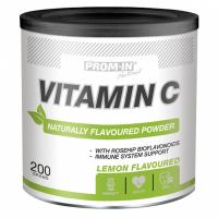 PROM-IN Vitamin C s příchutí citronu 200 g
