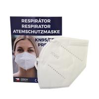 PROMEDOR24 KN95 Premium jednorázový respirátor 2 kusy