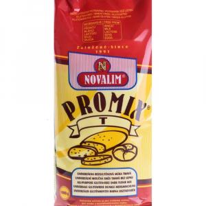 NOVALIM Promix T Univerzální mouka tmavá bez lepku 1 kg
