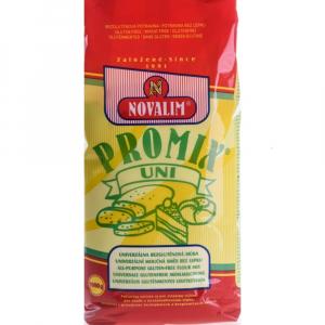 NOVALIM Promix Uni Univerzální mouka bez lepku 1 kg