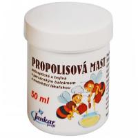 DR.BOJDA Propolisová mast s peruánským balzámem a medvědicí 50 ml