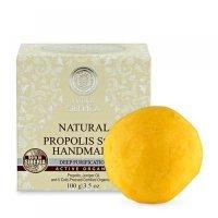 NATURA SIBERICA Ručně vyráběné mýdlo propolisové 100 g