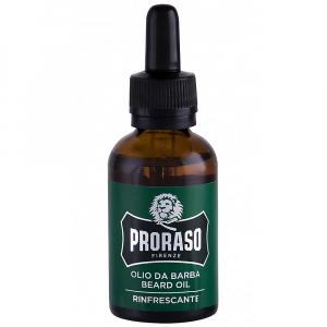 PRORASO Eucalyptus olej na vousy Beard Oil 30 ml