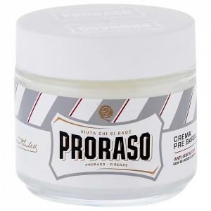 PRORASO White přípravek před holením Pre-Shaving Cream 100 ml