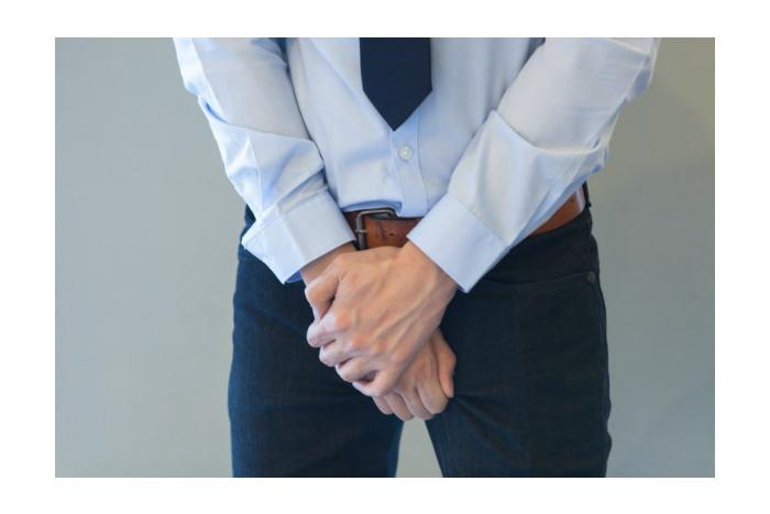 Prostata a její zvětšení