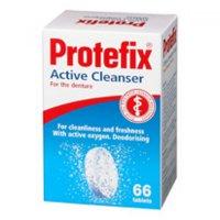 Protefix Aktivní čistící tablety na zubní protézu tbl.66