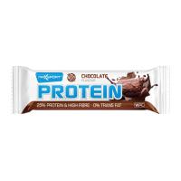 MAXSPORT Proteinová tyčinka s příchutí čokoláda 60 g