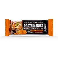 AMIX Protein nuts bar mandle a dýňové semínko 40 g